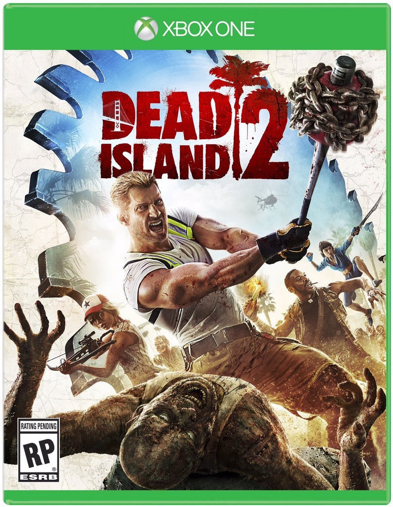 Dead Island 2 Pre-Order For Xbox One (Physical Disc)