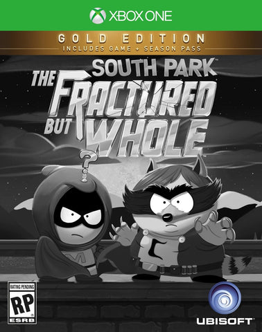 South Park The Fractured But Whole - Gold Edition Pre-Order For Xbox One (Physical Disc)