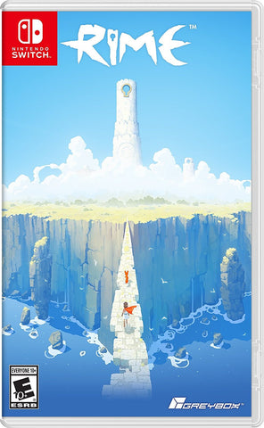 RiME Pre-Order For Switch (Physical Cartridge)