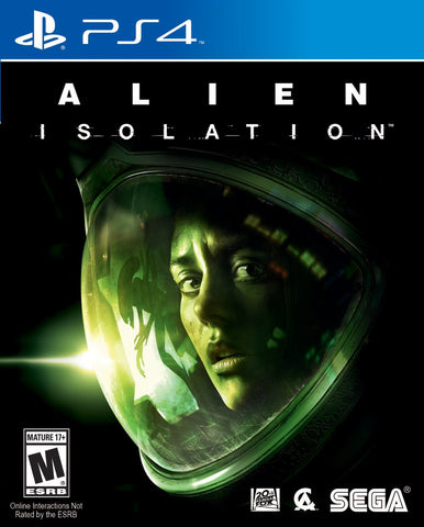 Alien: Isolation For PlayStation 4 (Physical Disc)