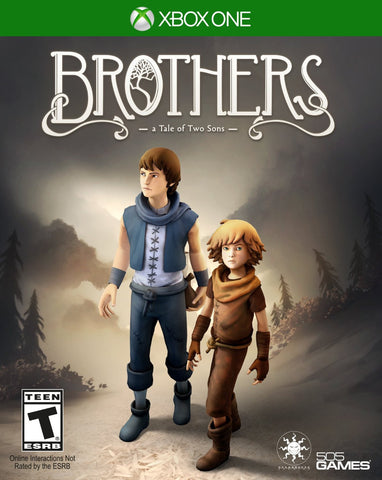 Brothers For Xbox One (Physical Disc)