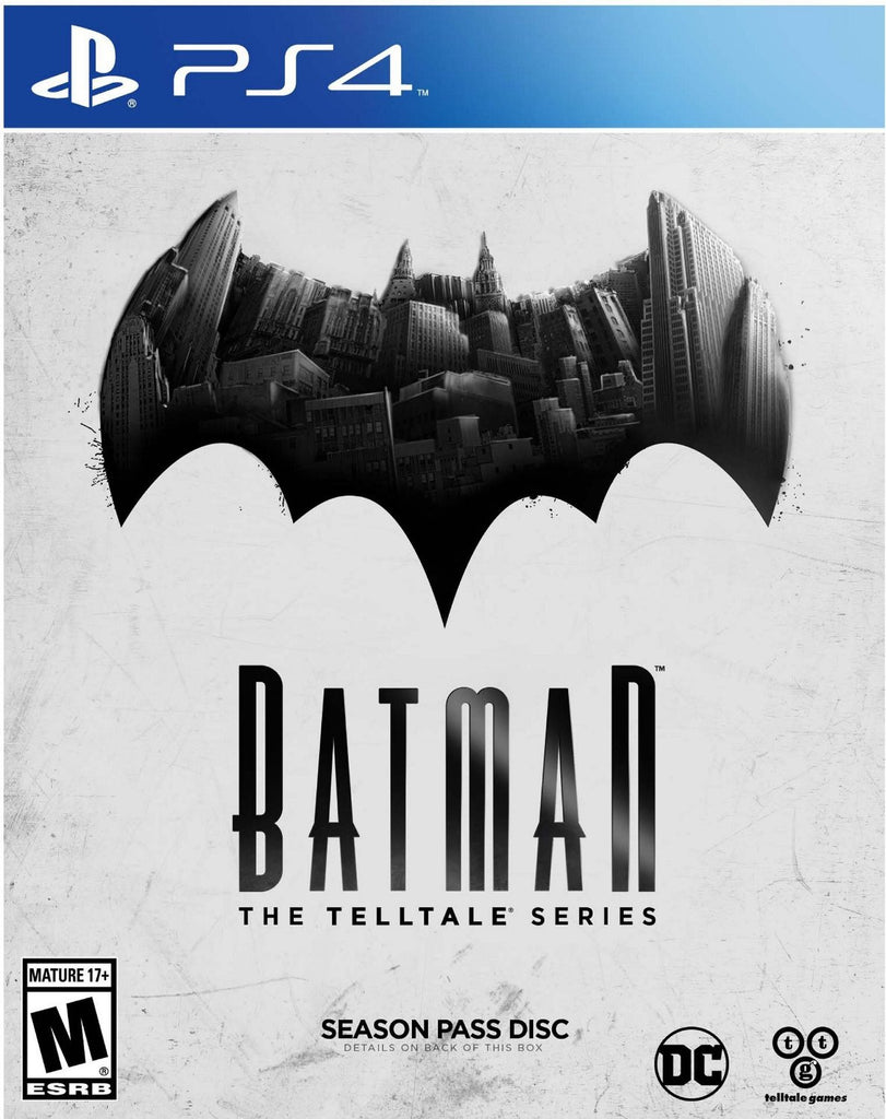 Batman - The Telltale Series For PlayStation 4 (Physical Disc)