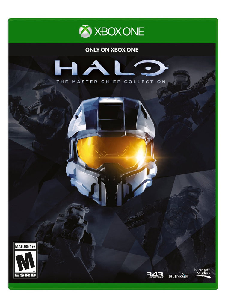 Halo: The Master Chief Collection For Xbox One (Physical Disc)