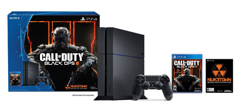 PlayStation 4 500GB Game Console - Call of Duty Black Ops III Bundle