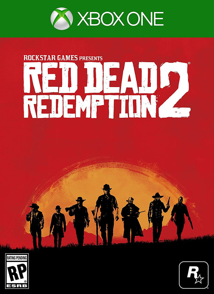 Red Dead Redemption 2 Pre-Order For Xbox One (Physical Disc)
