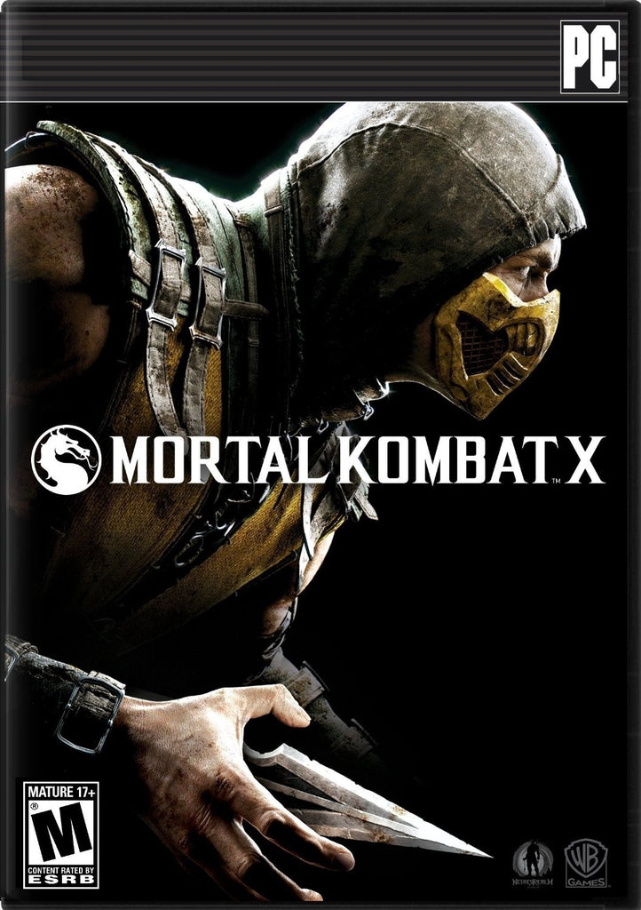 Mortal Kombat X Windows PC Game Download Steam CD-Key Global