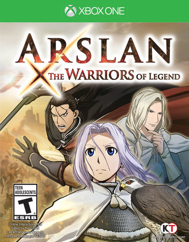 Arslan: The Warriors of Legend For Xbox One (Physical Disc)