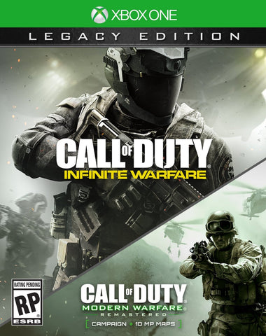Call Of Duty: Infinite Warfare – Legacy Edition For Xbox One (Physical Disc)
