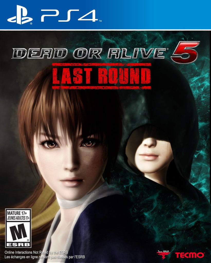 DEAD OR ALIVE 5 Last Round For PlayStation 4 (Physical Disc)