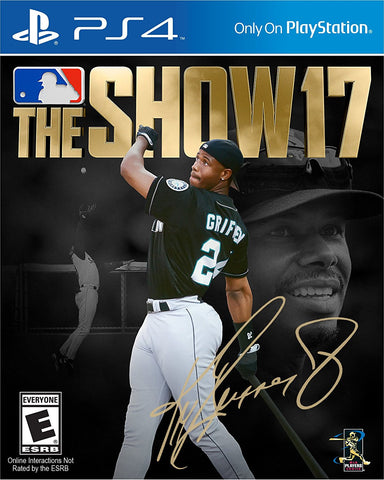 MLB The Show 17 Standard Edition Pre-Order For PlayStation 4 (Physical Disc)