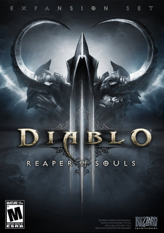 Diablo III: Reaper of Souls Windows PC Game Download Battle.net Global