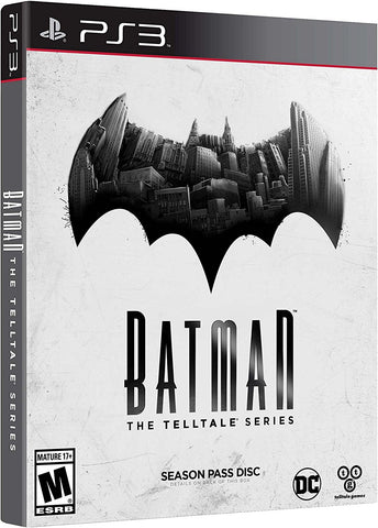 Batman - The Telltale Series For PlayStation 3 (Physical Disc)