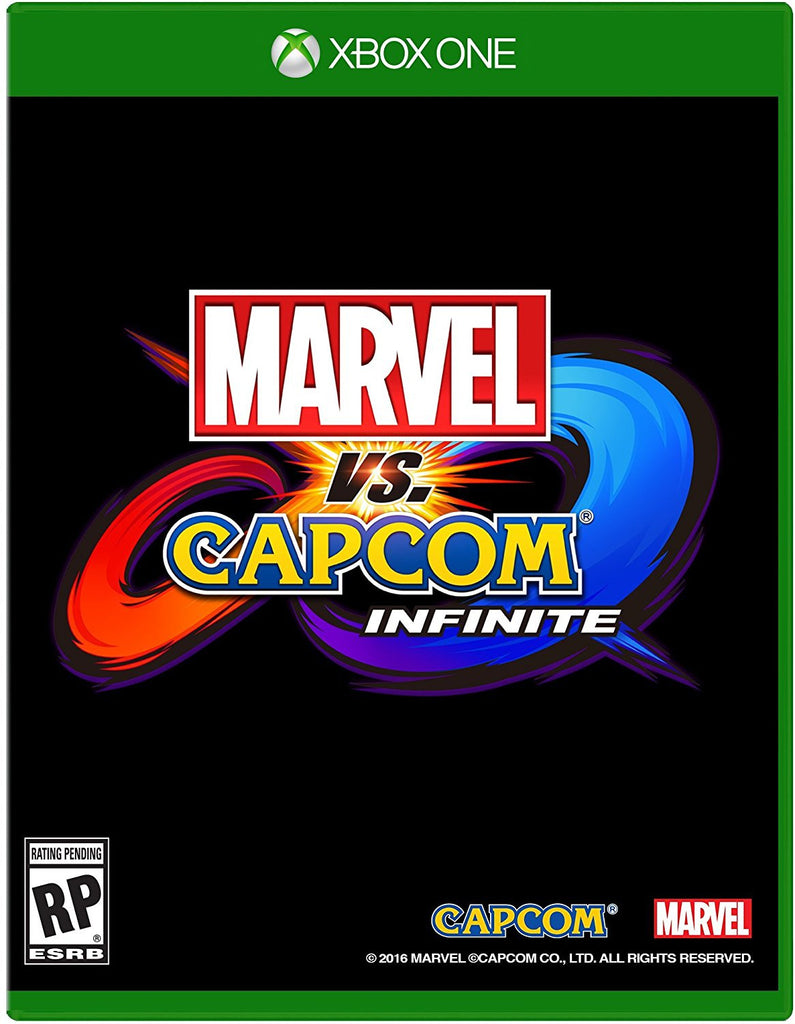 Marvel vs. Capcom: Infinite Pre-Order For Xbox One (Physical Disc)