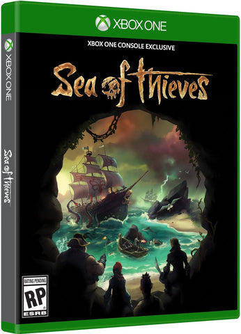 Sea of Thieves Pre-Order For Xbox One (Physical Disc)
