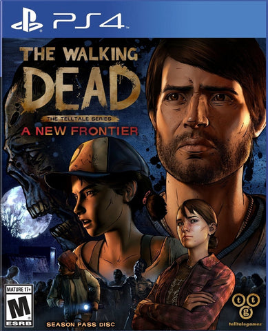 The Walking Dead: A New Frontier For PlayStation 4 (Physical Disc)