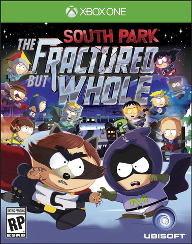 South Park The Fractured But Whole Pre-Order For Xbox One (Physical Disc)