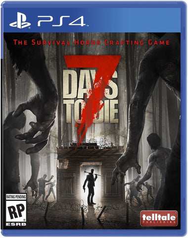 7 Days to Die For PlayStation 4 (Physical Disc)