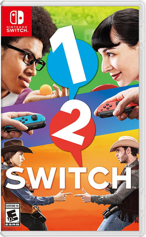 1-2 Switch For Switch (Physical Cartridge)
