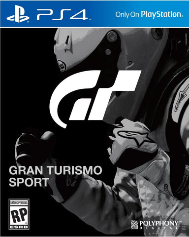 Gran Turismo Sport Pre-Order For PlayStation 4 (Physical Disc)