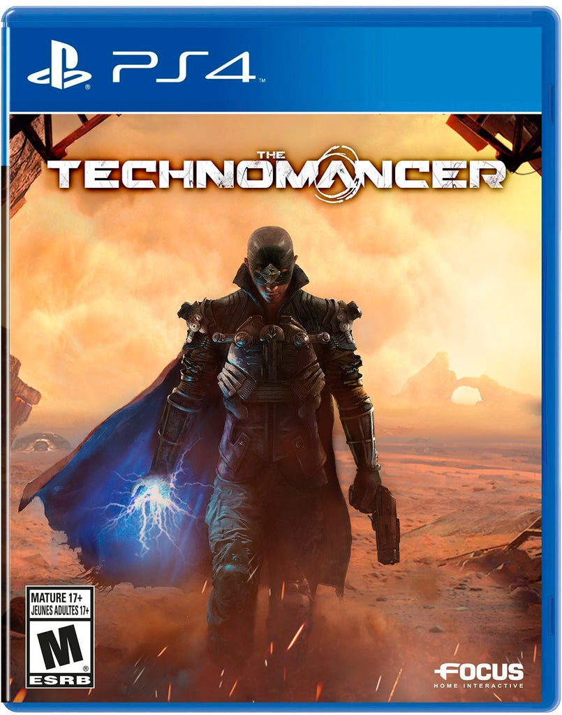 The Technomancer For PlayStation 4 (Physical Disc)