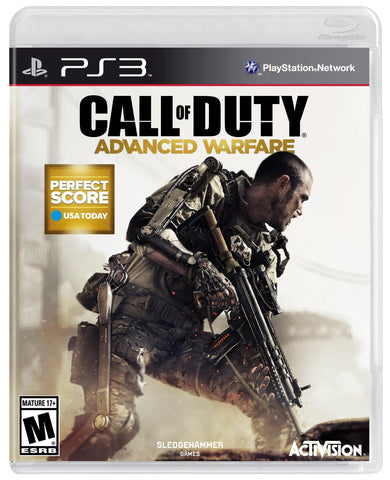 Call of Duty: Advanced Warfare For PlayStation 3 (Physical Disc)