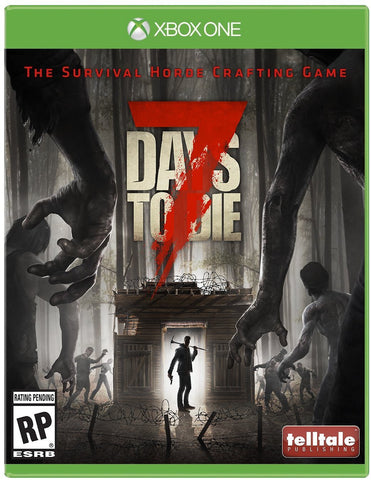 7 Days to Die For Xbox One (Physical Disc)