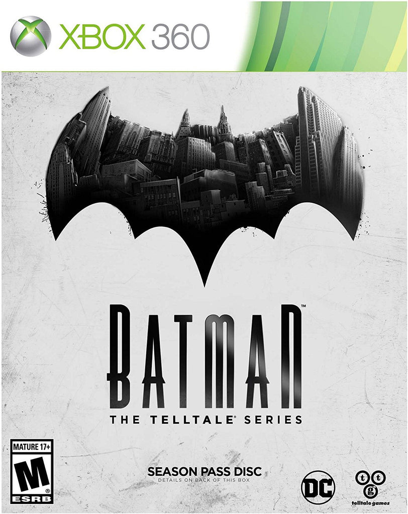 Batman - The Telltale Series For Xbox 360 (Physical Disc)