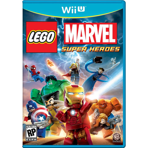LEGO: Marvel Super Heroes For Wii U (Physical Disc)