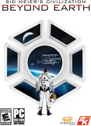Sid Meier's Civilization: Beyond Earth For PC (Physical Disc)