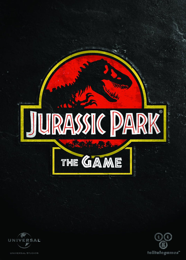 Jurassic Park: The Game Windows PC Game Download Telltale Games CD-Key Global