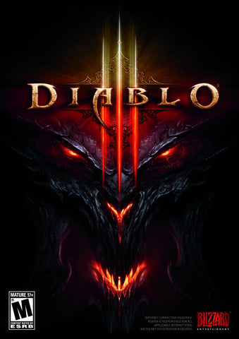 Diablo III Windows PC Game Download Battle.net CD-Key Global