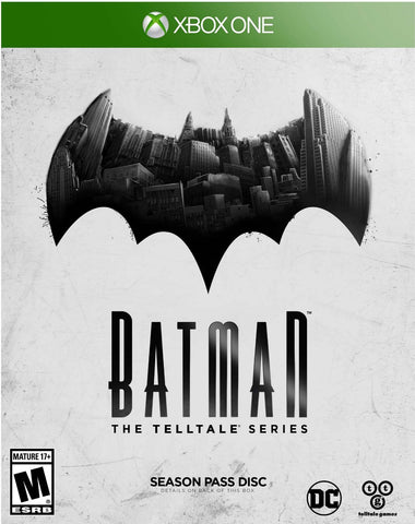 Batman - The Telltale Series For Xbox One (Physical Disc)