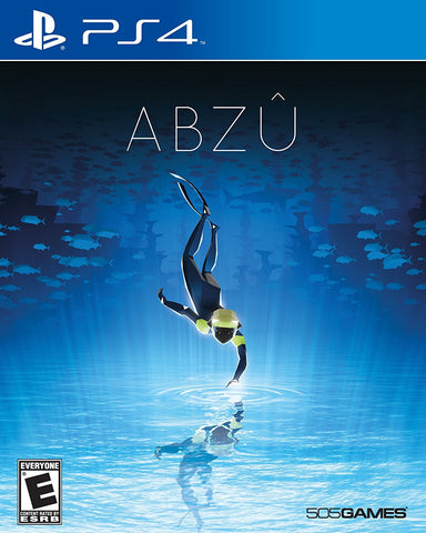 Abzu For PlayStation 4 (Physical Disc)