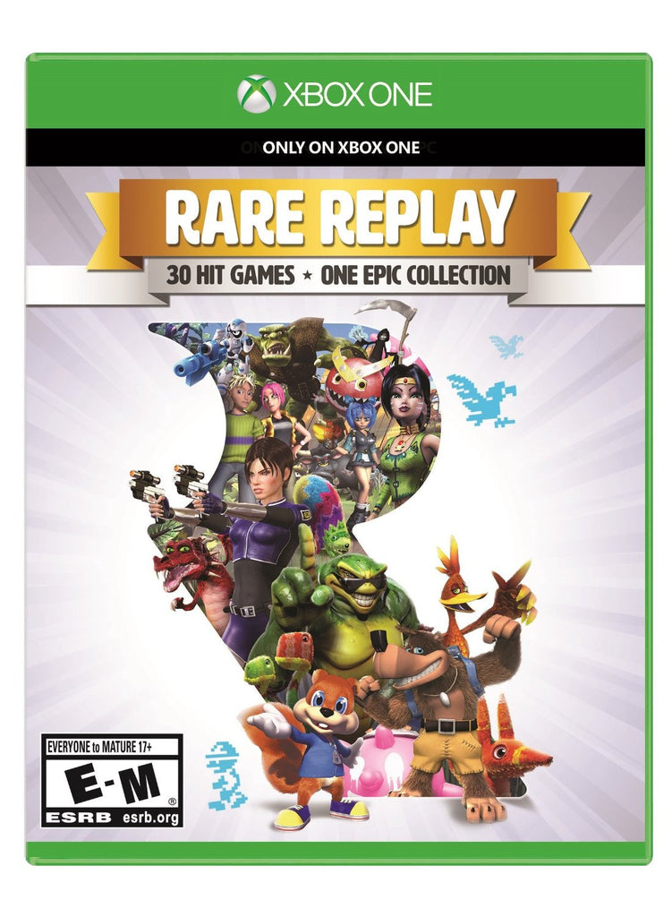 Rare Replay For Xbox One (Physical Disc)