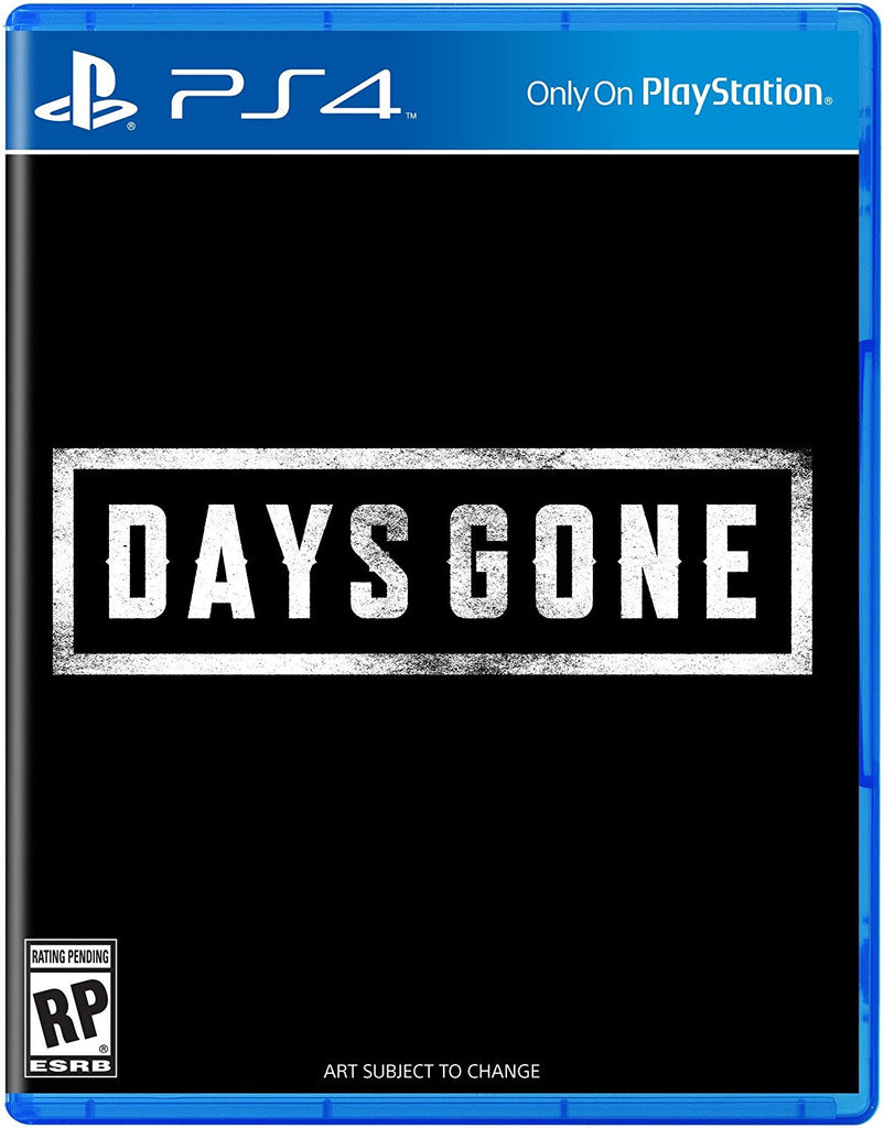 Days Gone Pre-Order For PlayStation 4 (Physical Disc)