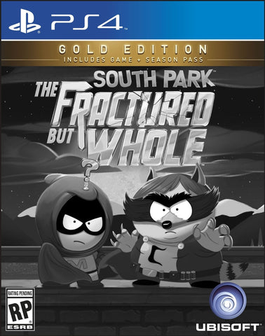 South Park The Fractured But Whole - Gold Edition Pre-Order For PlayStation 4 (Physical Disc)