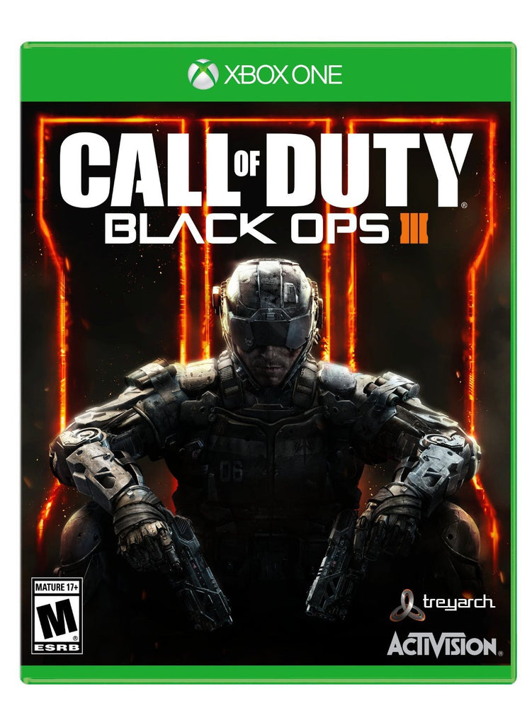 Call Of Duty Black Ops III For Xbox One (Physical Disc)