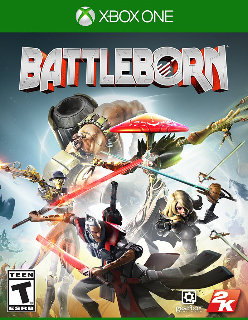 Battleborn For Xbox One (Physical Disc)