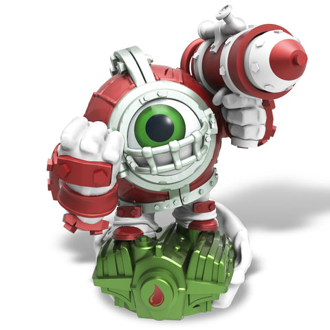 Skylanders Superchargers: Missle-Tow Dive Clops Character Pack Christmas Edition