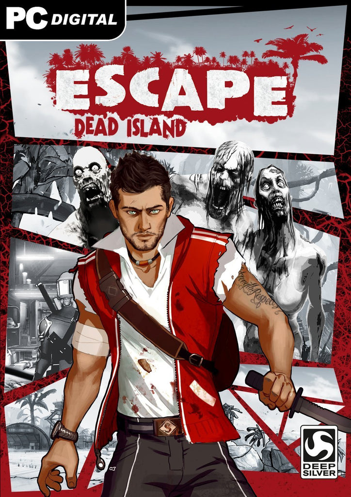 Escape Dead Island Windows PC Game Download Steam CD-Key Global