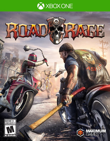 Road Rage Pre-Order For Xbox One (Physical Disc)