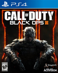 Call Of Duty Black Ops III For PlayStation 4 (Physical Disc)