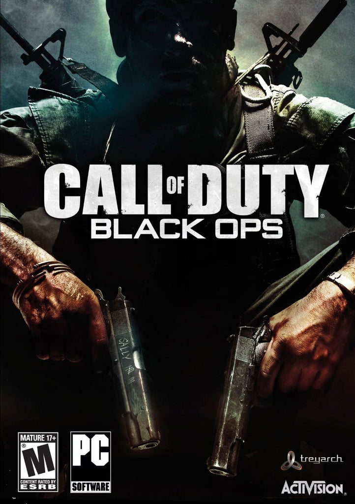 Call of Duty: Black Ops Windows PC Game Download Steam CD-Key Global