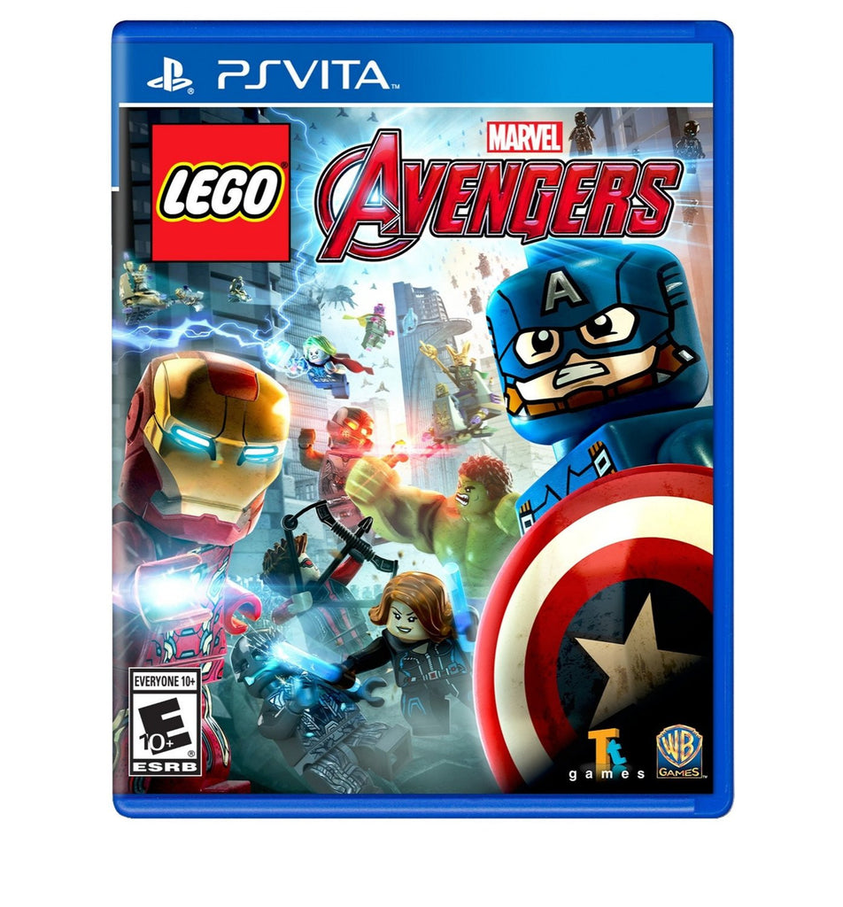 LEGO MARVEL's Avengers For PSVita (Physical Cartridge)