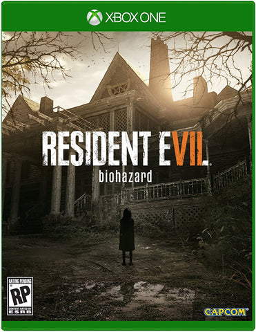 Resident Evil 7: Biohazard For Xbox One (Physical Disc)
