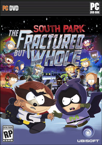South Park The Fractured But Whole Pre-order For PC (Physical Disc)