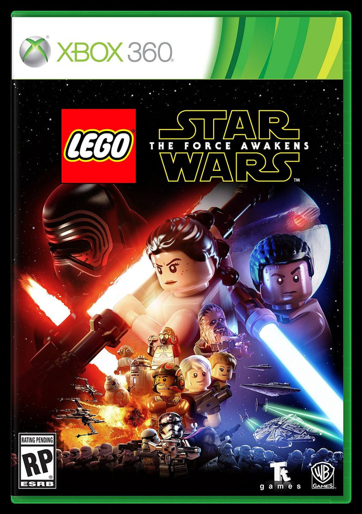 LEGO Star Wars: The Force Awakens - Standard Edition For Xbox 360 (Physical Disc)