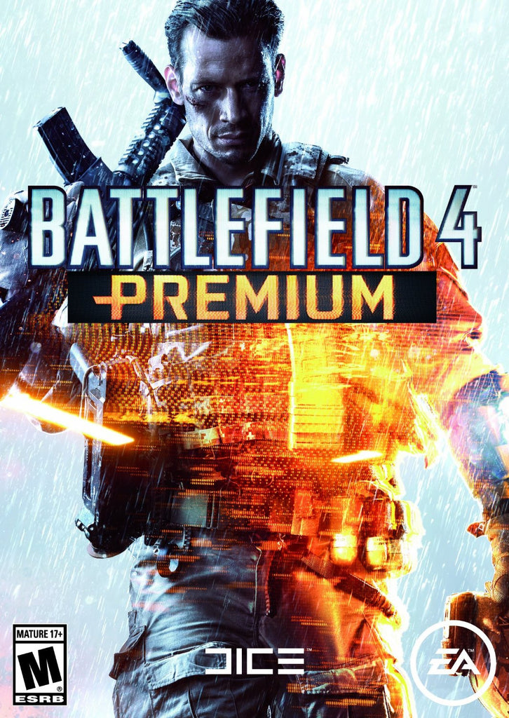 Battlefield 4 Premium Edition Windows PC Game Download Origin CD-Key Global
