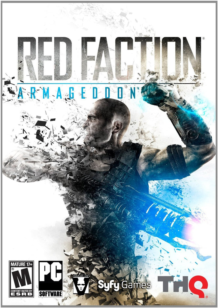 Red Faction: Armageddon Windows PC Game Download Steam CD-Key Global