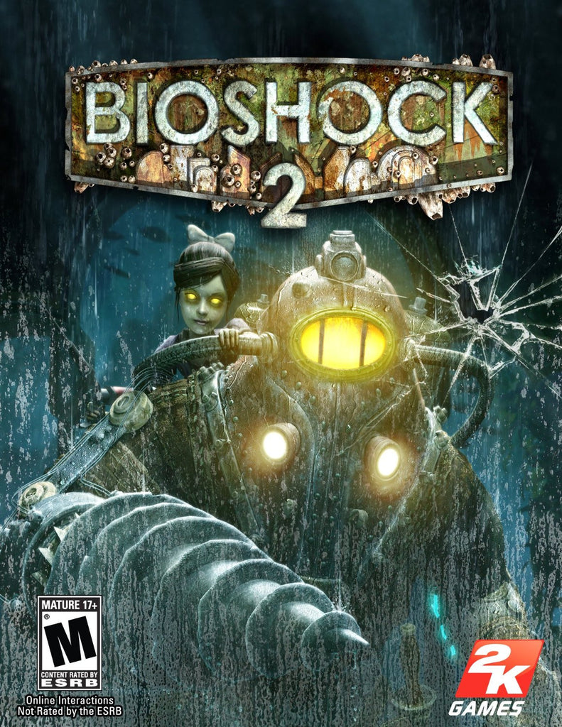 BioShock 2 Windows PC Game Download Steam CD-Key Global
